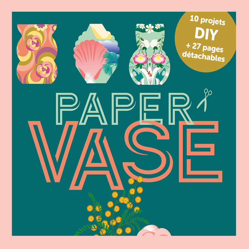 Paper Vase – Rustica Éditions